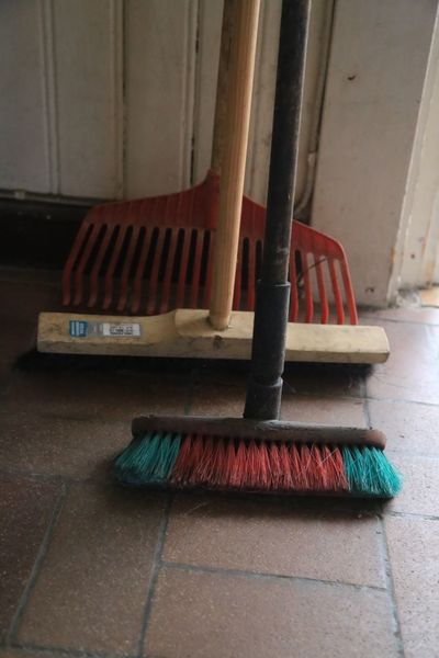 Broom Brooms  Broomstick Cleaning Cleaning Cleaning Equipment Close-up Day Floor Gardening Household Items Household Objects Housework Hygiene Indoors  Indoors  Multi Colored No People Tool Tools