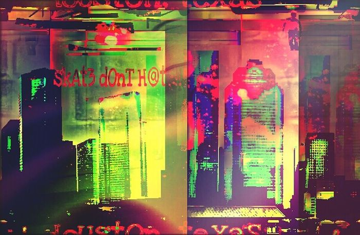 Skate Don't Hate Check This Out Edit'd Lé Artist Houston Texas Ellis:D Enjoying The View Sunrise Houston Stay On Target
