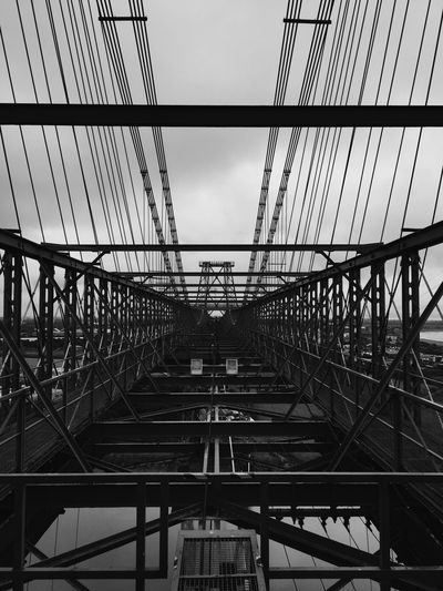 Wales - Transporter Bridge (P1)