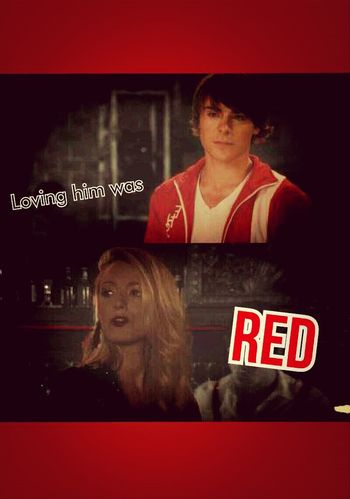 Loving Him was RED!!!♥♥♥✨✨ Zac Efron. Blake Lively Manip Photomanipulation