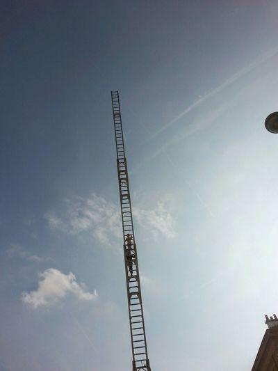 Paris Photowalking Paris Sky Climbing Monter Au Ciel !