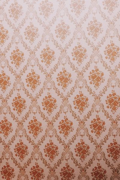 DDR Retro Backgrounds Pattern Floral Pattern Wallpaper Textured  Full Frame Retro Styled
