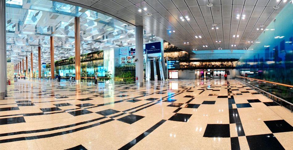 Changiairport Terminal3 Ilovesingapore