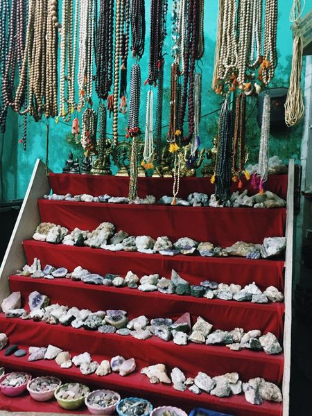 Crystal shop Religion Place Of Worship Spirituality No People Crystal Crystals Gemstones Gem Shop Shopping ♡ Crystalhealing Day