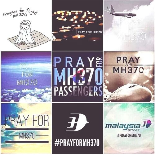 PrayforMH370 missingfleet Hello World