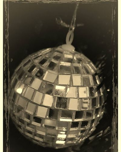 Close-up No People Pattern Textured  Reflection Taking Photos Handmade Check This Out Rough Christmas Mirrorball Mosaic