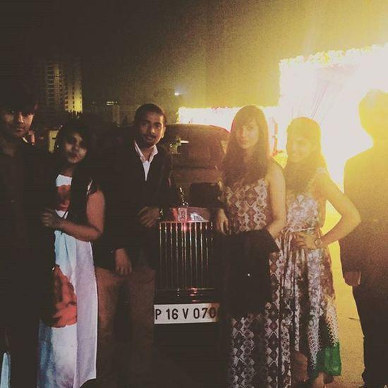 Rollsroyce Punjabi Wedding Friends Mi4 Irfan