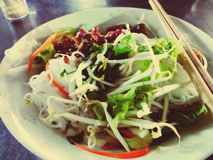 Bún thịt nướng_Vietnam