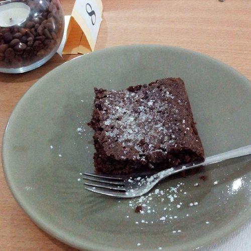 Amarican snack Brownies Sweet Cake