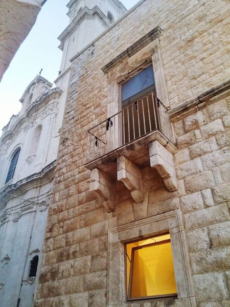 Molfetta (Bari). Veduta della cattedrale Taking Photos Enjoying The View Taking Photos With LG G3 My Own Photography Getting Inspired Streetphotography