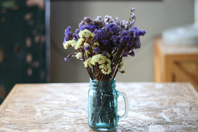 Beauty In Nature Bouquet Bunch Of Flowers Close-up Day Flower Flower Arrangement Flower Head Fragility Freshness Horizontal Indoors  Nature No People Table Vase