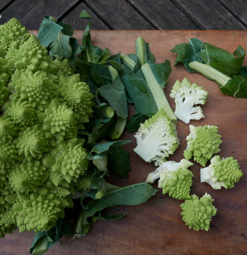 Close-up Directly Above Food Food And Drink Freshness Full Frame Healthy Eating Large Group Of Objects No People Still Life Vegetable Cabbage Cauliflower Brocolli Romanesco Cross Between Broccoli & Cauliflower Romanesco Romanesco Broccoli Fractals Spirals I Love Vegan Green Vegetable Green Vegetables