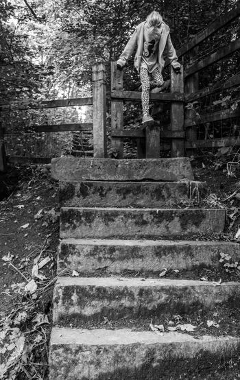 Over the stile Hindley Wigan Black & White Stiles