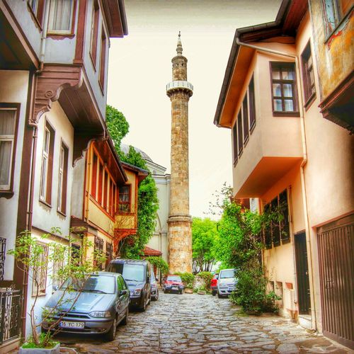 Bursa Tophane Travel Student