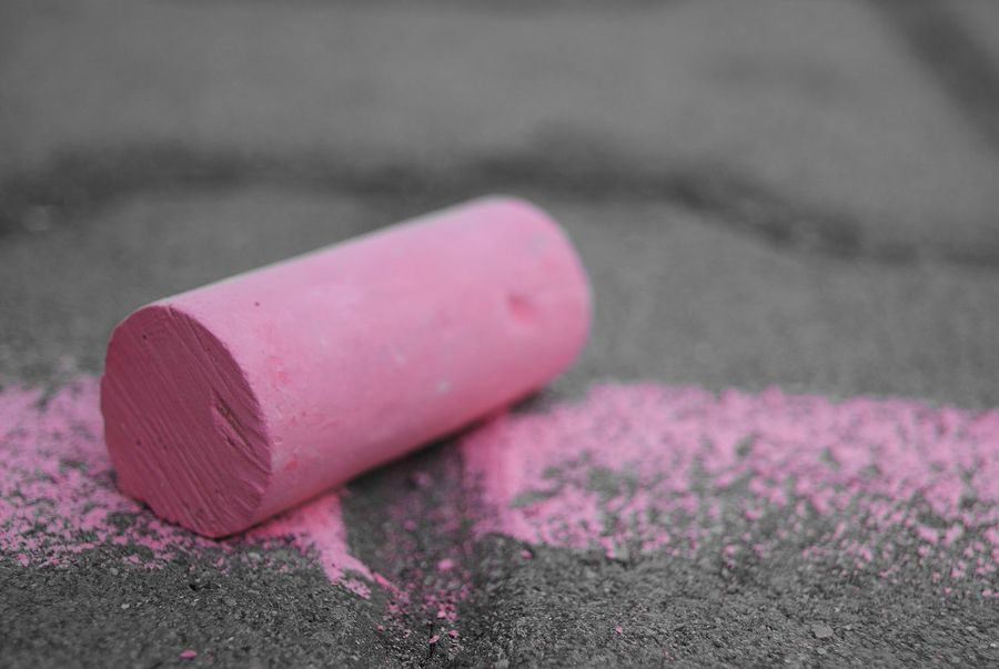 Pink Color Close-up No People Shadow Day Cretaceous Millennial Pink EyeEmNewHere