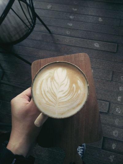 Coffee Latte Latteart