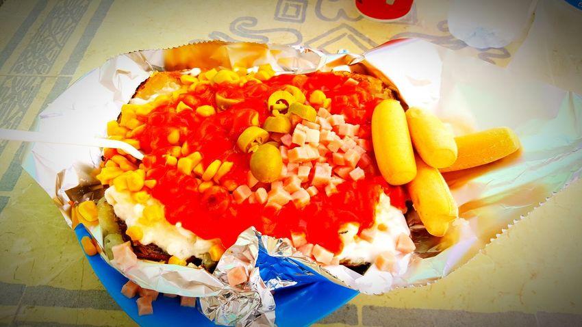 Food Foodporn Málaga,España Patata Gigante Gustos Gustoso