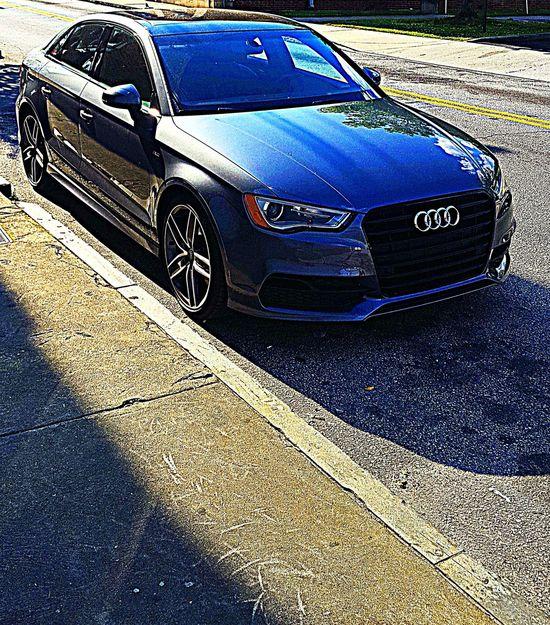 Downtown adventures 13 . Audi