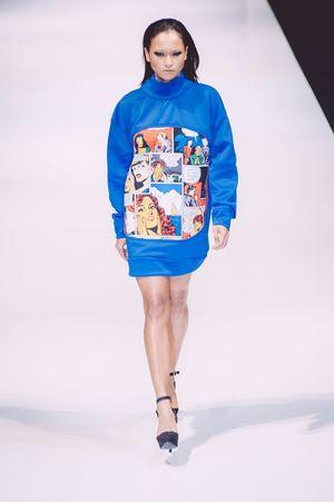 Striking Fashion Fashion Photography Fashion Show Female Model Fashioneditorial Klfwrtw2015 Photojournalism