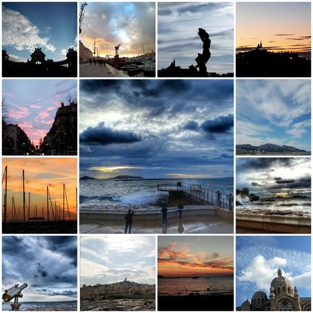 Digital Composite Composite Image Collage Multiple Image Cloud - Sky Variation Sunset Sky Outdoors Futuristic People Tree Day Sunset_collection Clouds And Sky Sky And Clouds Sun_collection Sky And Sea Sky Photography Sky_collection Marseille Marseille City Provence Alpes Cote D'azur Beautiful View Beautiful Sky
