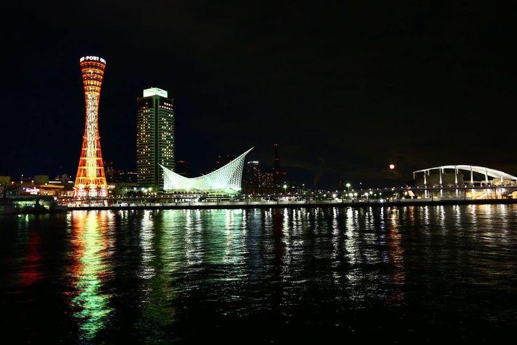 Kobe port PORT OF KOBE Japan Port