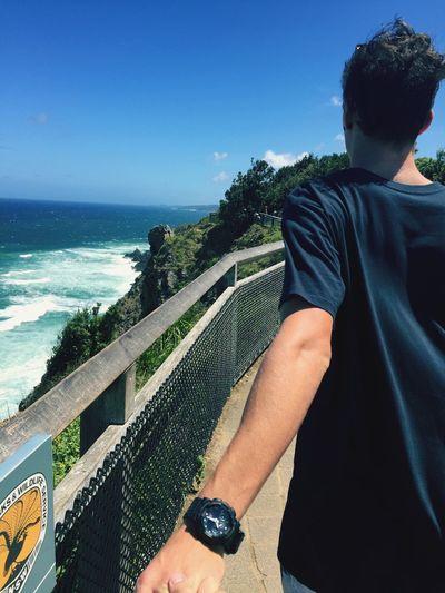 Lighthouse walk • cape Byron