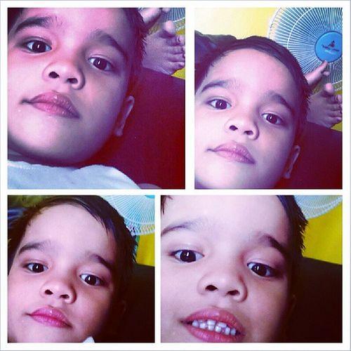 Binata na :))) Cutiepie Poppiee Selfie Babybro love