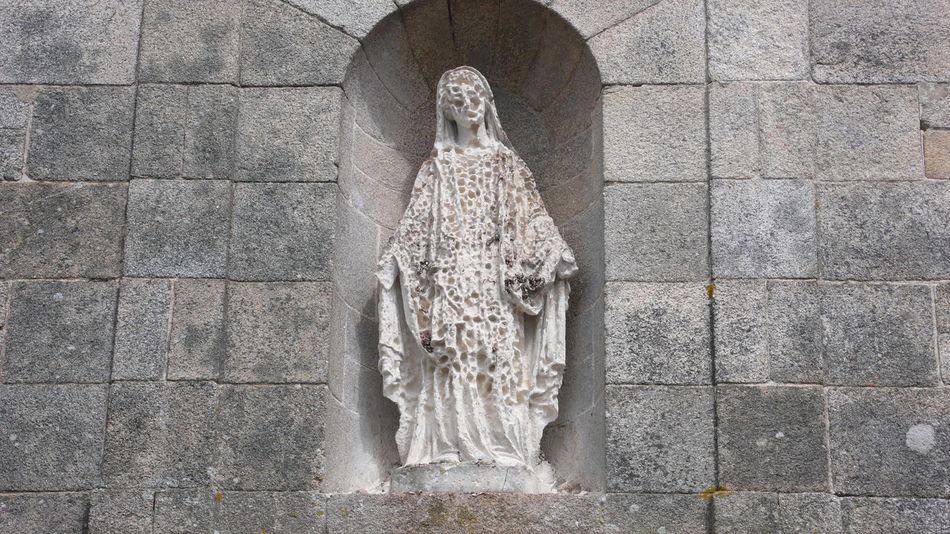 Art Outdoors Vierge Vierge Marie