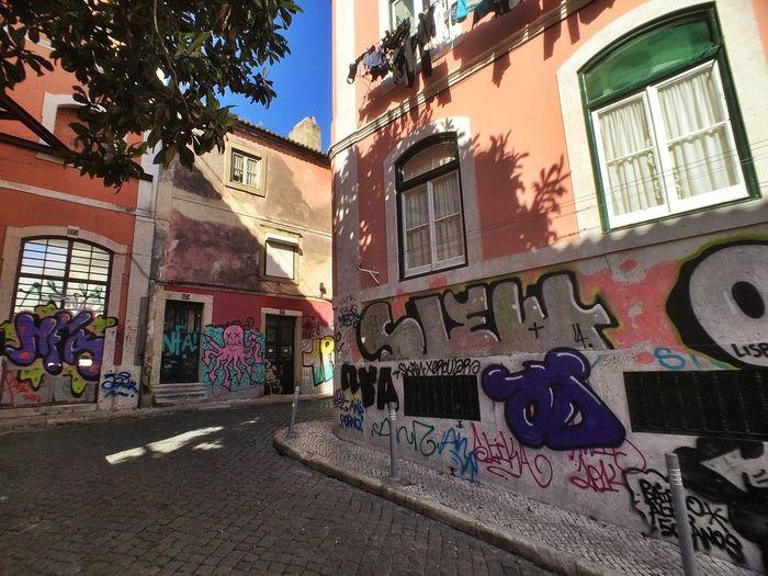 Streetphotography Graffiti Streetart