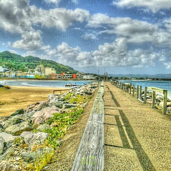 Skylovers Picoftheday Hdr_Collection Special Effects Photooftheday Puertorico Rompeolas Aguadilla