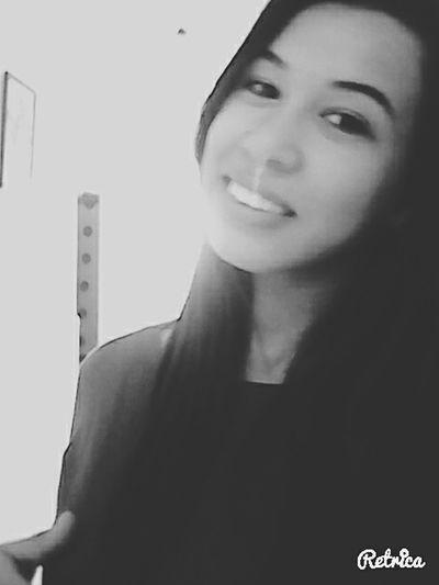 Hi! Cheese! That's Me Selfie Black & White Enjoying Life Taking Photos Relaxing Happy People Smile ✌