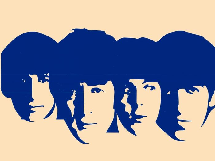 The Beatles McCartney Harrison Starr Beatlemania Lennon FabFour The Greatest Band Legend