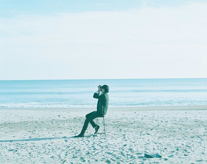 Filmphoto Filmphotography Filmcamera Film Photo Photography EyeEm Gallery EyeEm Best Shots EyeEm Nature Lover EyeEm 120mm Mamiya RB67 Sea