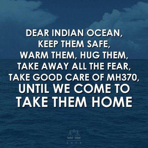 RememberingMH370 TakziahMH370 Doauntukmh370 MissingMH370
