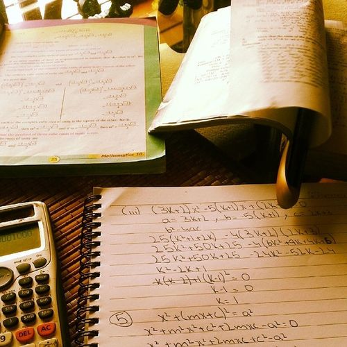 Papers Maths WorstSubject