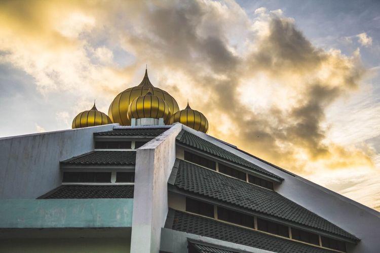 Mosque Cloud -