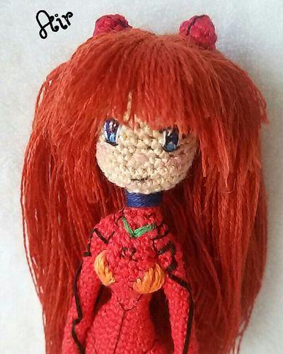 Аска Сорью Лэнгли, пилот Евы 02. Аниме Евангелион. Моя группа в вк vk.com/airanimedoll Crocheting вяжутнетолькобабушки Handmade вязаниекрючком вяжуназаказ кукла Doll あにめ Anime Anime Girl Animekawaii Animecrochetdoll Amigurumi хобби рукоделие Кукла_моя 😘 Crocheting Is My Hobby