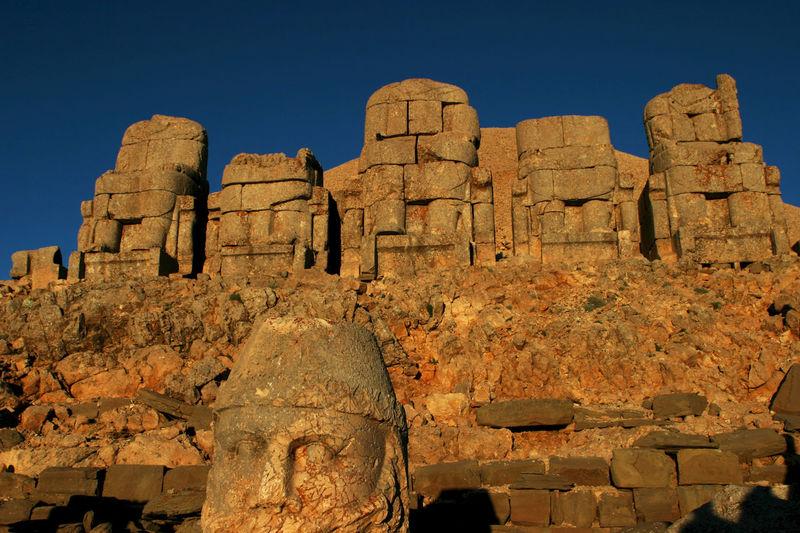 Mount Nemrut is