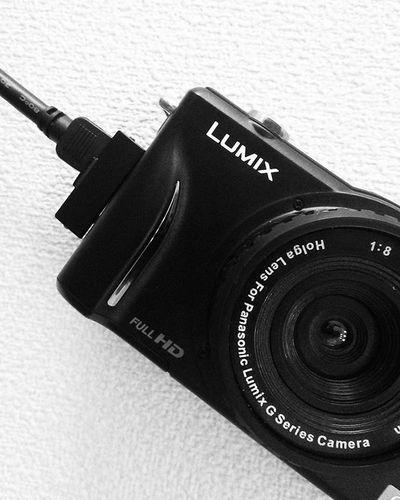 Panasonic  Lumix GF2 Camera Cable パナソニック ルミックス ホルガレンズ Holga Holgalens ホルガレンズ友の会 ホルガ Lumixgf2 ルミックスgf2