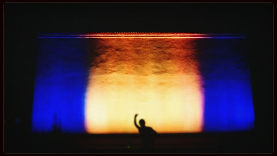 Light Show ^.< Light In The Darkness Beautiful Light Enjoy ✌