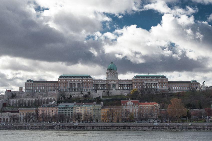 Architecture Budapest Building Exterior Buildings City Cloud - Sky Hungary Public Building Travel Destinations