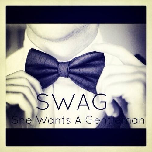 Have you got the swag ?