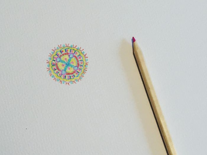 Mandala #first Attempt