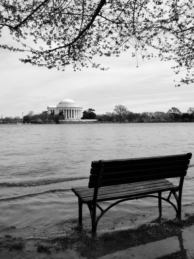 USA Washington Jefferson Memorial