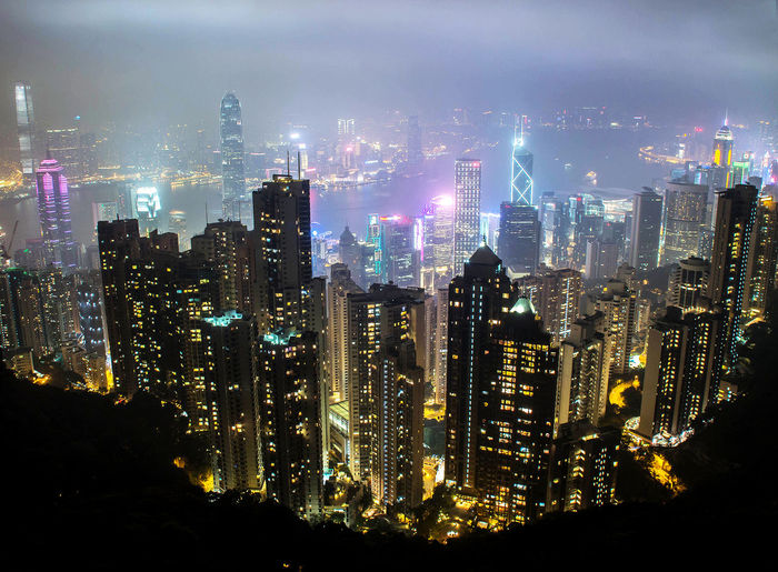 #HongKongTrip #hongkong #hongkongharbourvie #hongkongnight Been There. Architecture Building Exterior Built Structure City Cityscape Downtown District Illuminated Modern Night Outdoors Skyscraper Travel Destinations Urban Skyline