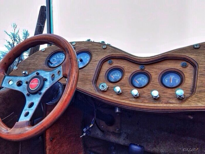 Classic Car Hdrscape