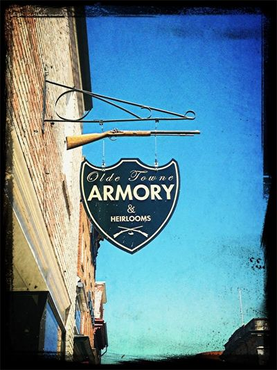 Olde Town Armory