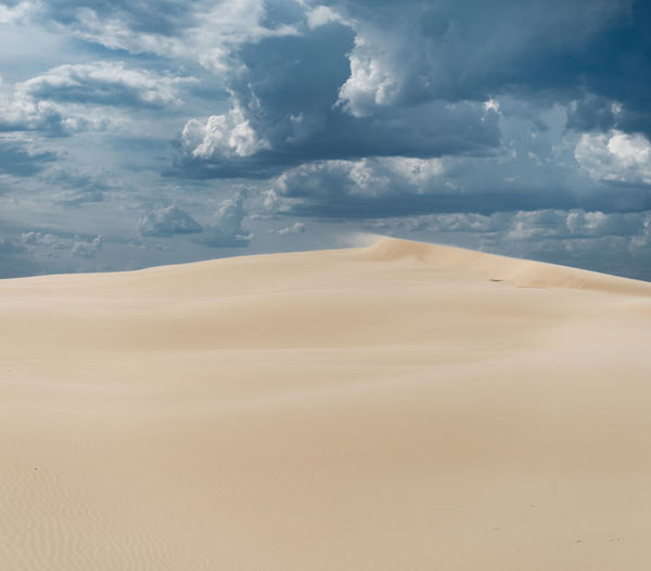 Proportions Australia Desert Dramatic Sky Dunes Winter Abstract Blue Sky Clouds And Sky Contrasting Colors Day Desert Dramatic Clouds Dunescape Fading Landscape No People Peaceful Proportions Sand Sand Color Sand Dune Sand Dunes Sky Stockton Dunes Storm Cloud
