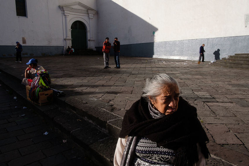 Quito, Ecuador The Street Photographer - 2017 EyeEm Awards