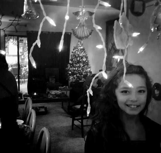 Christmas Spirit Blackandwhite